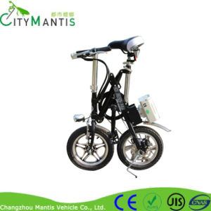 Electric Bike/Lithium Battery Drive Bike 16 Inch E-Bicycle pictures & photos