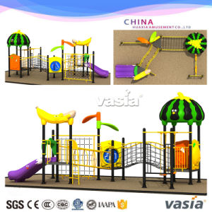 Outdoor Popular Children Slide Playground (VS2-160323-33) pictures & photos