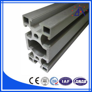 Brilliance V Slot Rail Aluminum Profile Extrusion pictures & photos