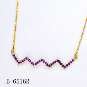 Latest Design Fashion Jewelry Pendant Necklace Silver 925 pictures & photos