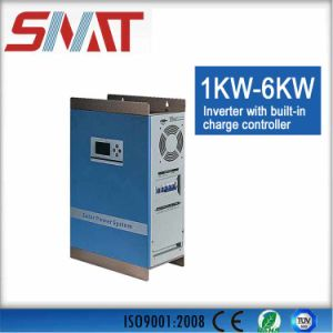 High Quality 1000W 2000W 3000W 5000W off Grid Inverter with Inside Charge Controller pictures & photos