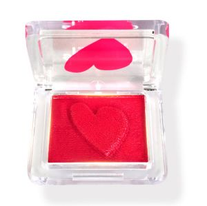 Beautiful Red Heart Pattern Make-up Blusher pictures & photos