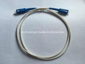 SC/PC-SC/PC Patch Cord pictures & photos