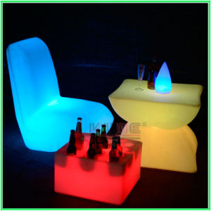 LED Lighted Bar Tables Coffee Tables pictures & photos