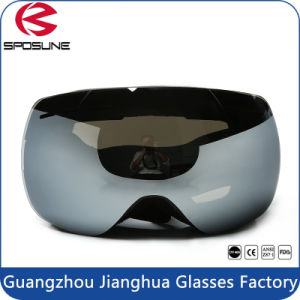 Ski Goggles Snowboard Double Lens Anti-Fog Anti-UV Professional Glasses Unisex pictures & photos