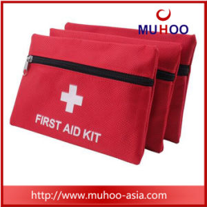 Mini Car Portable Medical Bag First Aid Kit for Travel pictures & photos