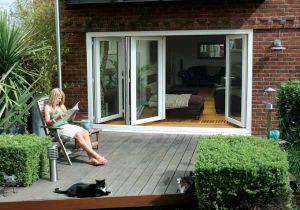 Aluminium Windows and Doors Comply, Aluminium Bi Folding Window Pnocbfw00124 pictures & photos