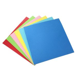 Safety Fitness Center EVA Taekwondo Foam Floor Exercise Mats for Competitions, EVA Foam Mats pictures & photos