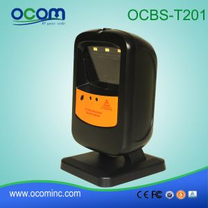 Ocbs-T201 Visible 2D USB Barcode Scanner for Cash Register pictures & photos
