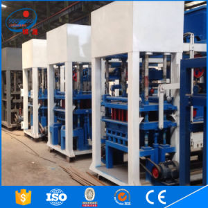 High Production Hydraulic Press Cement Concrete Brick Block Making Machine pictures & photos