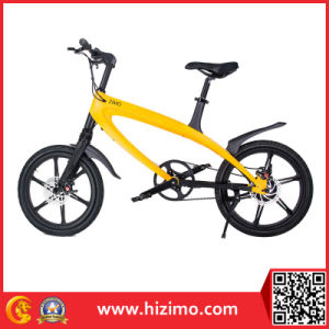 2017 Hot Sale 240W Pedal Assist Electric Bike E Bicycle pictures & photos