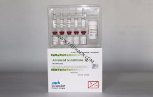 Skin Whitening Lightening Gsh Glutathione Injection for Skin Whitening3000mg pictures & photos