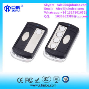 Adjustable Frequency Barrier Gate Two Buttons Remote Control Switch pictures & photos