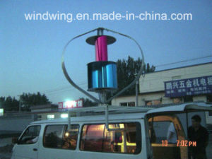 No Vibration 600W24V Maglev Wind Generator for Car pictures & photos
