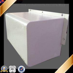 Alu 6061 Marine Hardware Square Aluminum Box with White Powder Coating pictures & photos