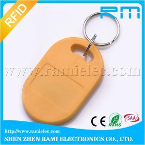 RFID Key Tag Keyfob I-Code Sli/Icode Slix/Icode Slis ISO15693 pictures & photos