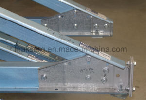 Hot DIP Galvanized Steel Structure Bracket pictures & photos