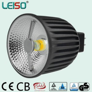 COB CREE Chips 6W LED MR16 Spotlight Wih CRI98 pictures & photos
