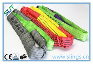 2017 2t*8m Polyester Endless Round Sling Safety Factor pictures & photos