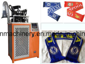 High Speed Double System Double Jacquard Circular Cap and Scarf Knitting Machine pictures & photos