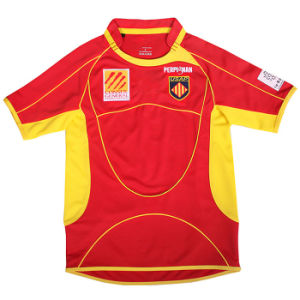 2016 Fashion Wholesale Fully Sublimated Rugby Shirt pictures & photos