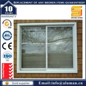 Aluminium Classic Vertical Sliding Window pictures & photos