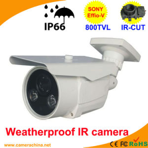Integrative 60m LED Array Sony 800tvl Color IR CCD Camera pictures & photos