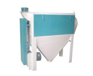 Horizontal Spiral Brush Bran Machine 01 Flour Mill