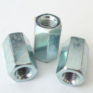 Long Hex Coupling Nuts DIN 6334 with Teflon pictures & photos
