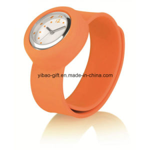 Silicone Watch Wristband for Gift (YB-SM-07) pictures & photos