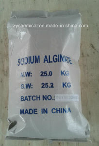 Food Additive Sodium Alginate, as Stabilizer, Emulsifier, Forming Agent, Dental Industry pictures & photos