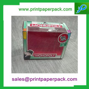 Bespoke Paper Gift Box with Clear PVC Window pictures & photos
