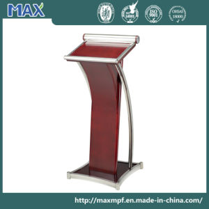 Office Furniture Podium Modern Metal Lectern Stand pictures & photos