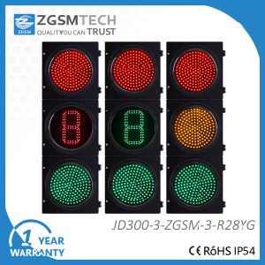 Zgsm LED Signal Heads for Road Signal Systems