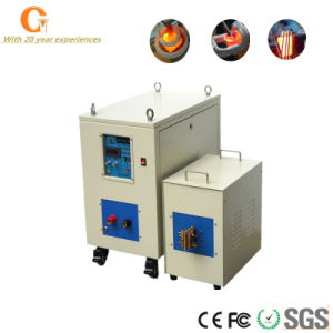 Medium Frequency Industrial Induction Heater for Hot Forging Machine pictures & photos