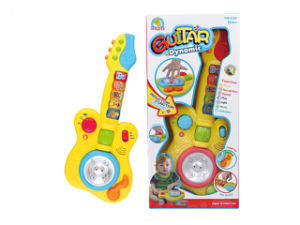 Electric Musical Induction Guitar Kids Preschool Toys (H0001261) pictures & photos