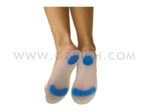 Comfortable Health Silicone Gel Insole pictures & photos