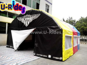 PVC Tarpaulin Waterproof Material Inflatable Tent pictures & photos