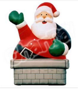 Inflatable Santa Claus for Advertising pictures & photos