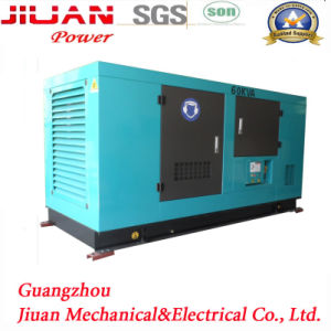 High Quality 60kVA Silent Electrical Power Diesel Generator pictures & photos