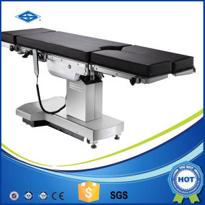 Electric Surgical Operating Table with X-Raying pictures & photos