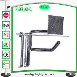 Galvanized Steel Slatwall Display Hooks for Garment Shop pictures & photos