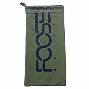 Microfiber Eyeglasses Logo Printed Pouch or Drawstring Pouch Xy-0010