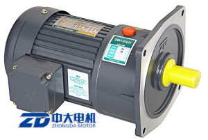 Shaft Dia 28mm Small AC Gear Motor (Vertical) pictures & photos