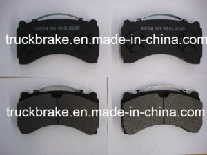 Truck and Bus Brake Pad/Brake Parts Wva29244/29245 for Mercedes-Benz Spare Parts pictures & photos