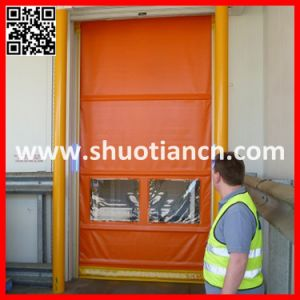 Auto High Perfromance Remote Control High Speed Door pictures & photos