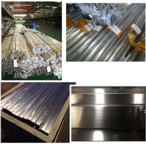 316L Stainless Steel Square Tube/Pipe pictures & photos
