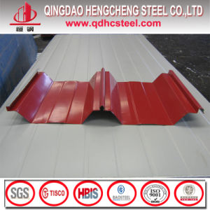 Color Coated Corrugated Metal House Roofing Sheet pictures & photos