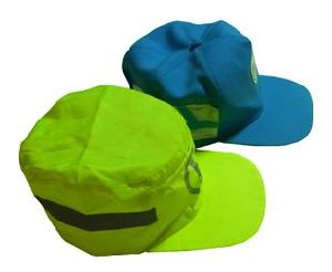 Reflective Cap Reflective Hat Caps for Safety Work pictures & photos