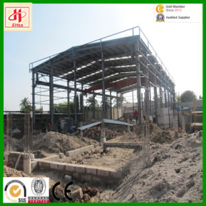Fast Construction Steel Structure Industrial Workshop pictures & photos